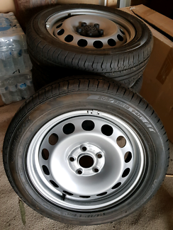 VW Tyres and Rims