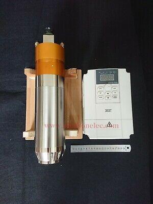 Combo Spindle Atc Bt30 3kw Max 600hz 18krpm6pcs Nbt30 Holder Vfd 4kwmore....