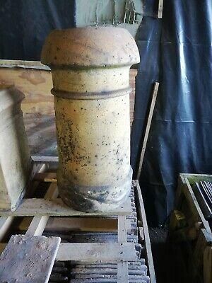 Reclaimed chimney pot