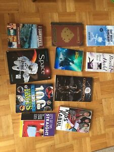 Junior-middle Book lot - great for teacher, classroom