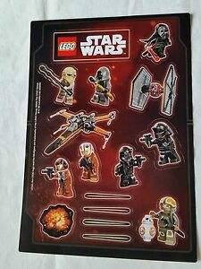 LEGO ADESIVI STICKERS LEGO STAR WARS - Italia - LEGO ADESIVI STICKERS LEGO STAR WARS - Italia