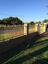Wrought Iron fencing and gate Rockingham Rockingham Area Preview