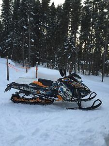 Ski-doo summit sp xm 2013