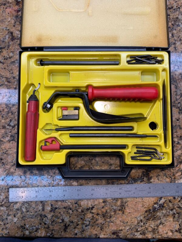 Noga Deburring Tool Set D18