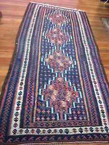 Rug/carpet - colourful handmade traditional - great condition Armidale Armidale City Preview