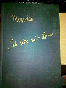 WW2 German Luftwaffe book Ich rede mit Bruno 1942 Italian air force wehrmacht