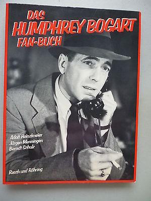 Das Humphrey Bogart Fan-Buch 1984 Film
