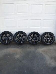 NISSAN 350/370z wheels & tires