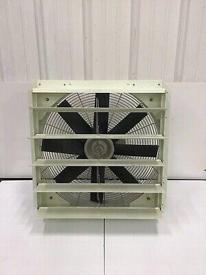 Dayton - Exhaust Fan20 In. 115 V3800 Cfm1blj5