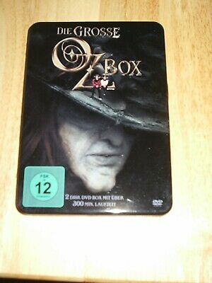 Die Grosse Oz Box -Die Hexen von Oz-Im Lande von Oz-Der Zauberer von Oz