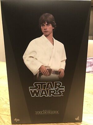 Hot Toys / Sideshow Star Wars Luke Skywalker A New Hope 1/6 Figure