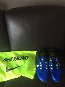 Nike Rival D distance running spikes