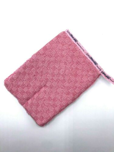 Norwex Bathroom Scrub Mitt, New, Pink