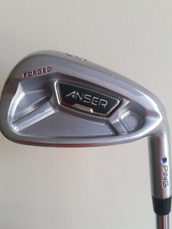 Ping anser 2013 forged iron set