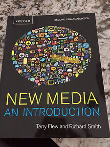 New Media: An Introduction by Flew & Smith Peterborough Peterborough Area image 1
