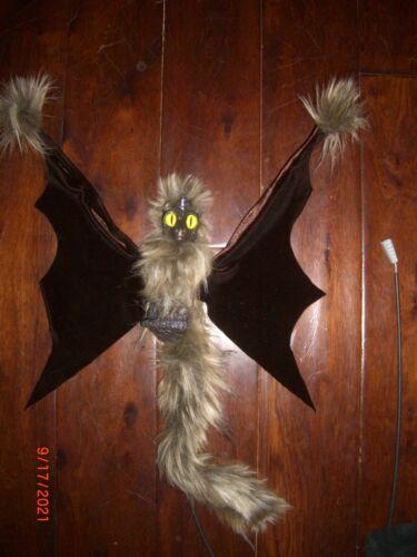 Drabbit Brown Baby Dragon Cable Control Puppet by Alfero Renaissance Festival