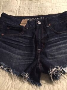 American Eagle Jean Shorts New with tags