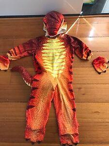 Kids dinosaur Costume size 2-3 years. Worn twice. Preston Darebin Area Preview