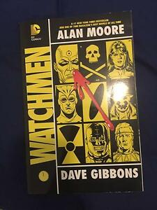 Watchmen (DC Comics) Wooloowin Brisbane North East Preview