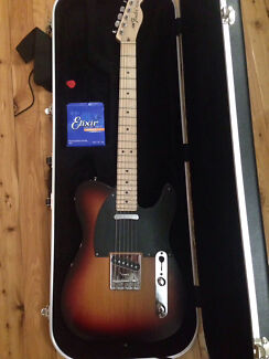 Fender Highway Telecaster USA with hard case  Armidale 2350 Armidale City Preview