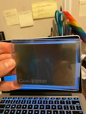 Game of Thrones Inflexions Lenticular Card L19 (Walking into the Fire)
