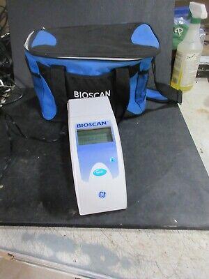 Merck Kgaa Darmstadt Germany Ge Bioscan 2 With Bag -complete Bioscan