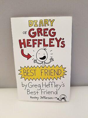 Diary Of A Wimpy Kid Diary of Greg Heffley's Best Friend Rowley Jefferson