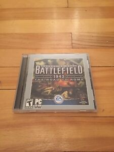Battlefield 1942 road to rome