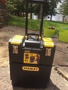 Stanley Portable Tool Box