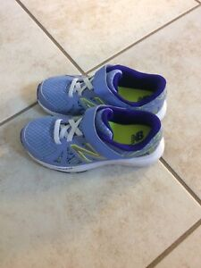 Brand new girls new balance size 2 sneakers