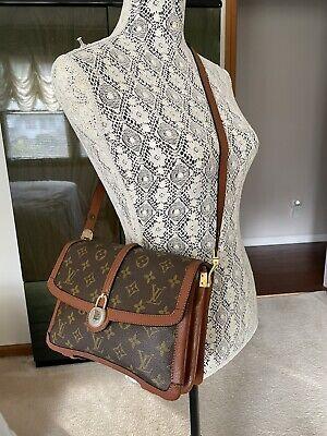 Vintage Authentic Louis Vuitton SAC VENDOME MONOGRAM