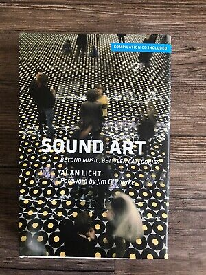 Categories Audio - SOUND ART BEYOND MUSIC BETWEEN CATEGORIES By Alan Licht Hardcover Book With Cd