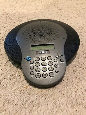 Rca 25001re2-a Conference Phone No Power Cord
