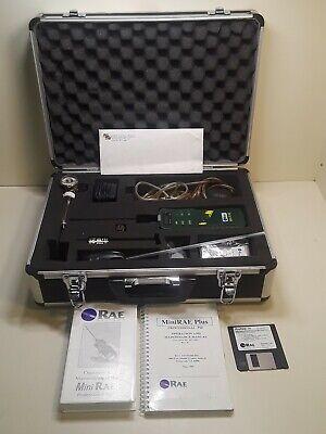 Rae Systems Minirae Plus Pgm-76is Pid Photo-ionization Detector Air Sampler