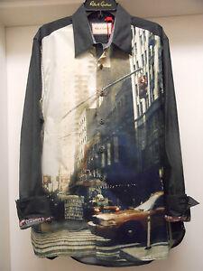 Robert-Graham-Designer-Shirts-NWT-Hudson Robert Graham Designer