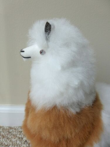 New Peruvian Handmade Alpaca Llama Stuffed Animal