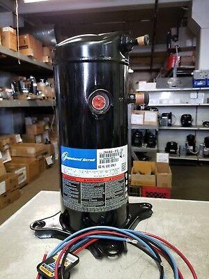 Copeland Zr44ka-tfd-130 44000 Btu 460360 R-22 Scroll Ac Compressor
