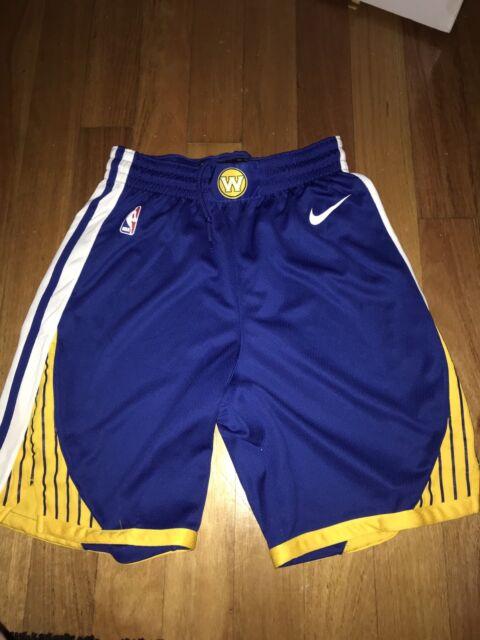 Nike NBA Golden State Warriors Swingman Shorts 866809-495 ... 9edf45282420