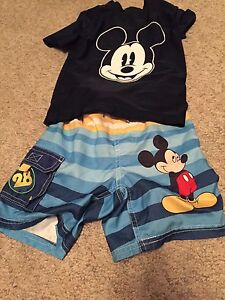 Boys swimsuit size 4t brand new worn maybe once