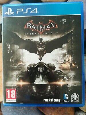 Batman Arkham knight PS4, PS5