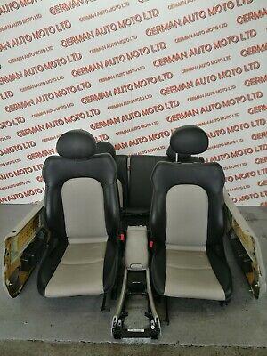 Mercedes Benz CLC 2009 Interior Leather Seats With Door Cards