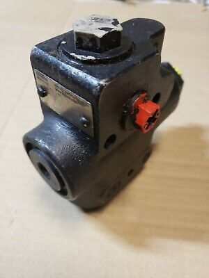 Parker 3509612033 Hydraulic Control Manifold