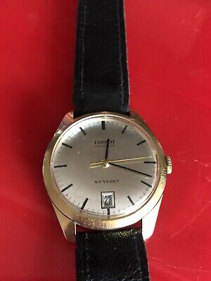 Gents Early Tissot GP Wristwatch