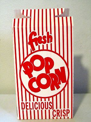25 Paragon - 1070 - Classic Popcorn Boxes-small- .74 Oz.