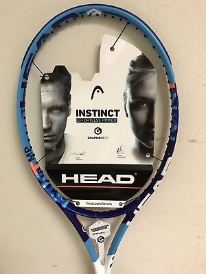 Head Graphene XT Instinct MP Tennis Racquet Grip Size 4 3/8""