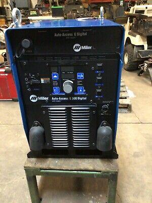 Miller 907497 Auto Axcess E 300 Digital