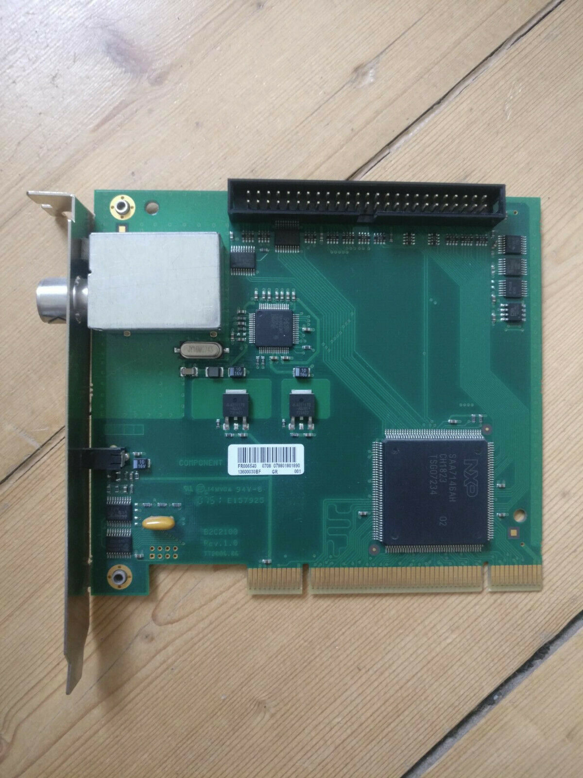 Technotrend TT-Budget C-1501 PCI DVB-C TV-Karte
