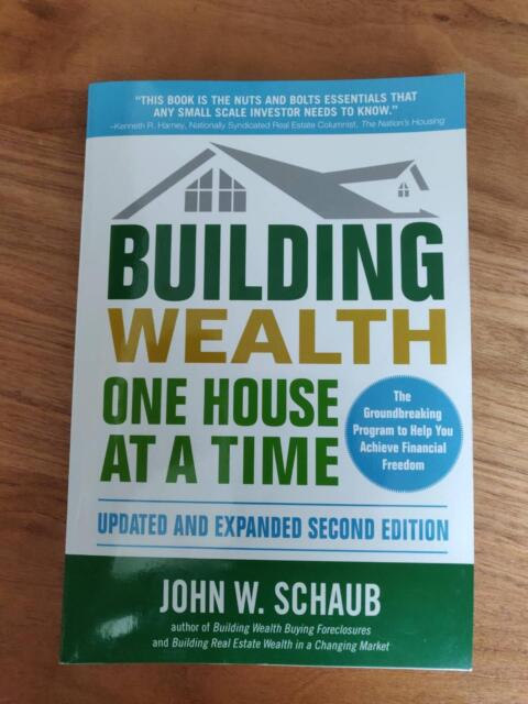 Book Building Wealth One House At A Time Updated And Expanded