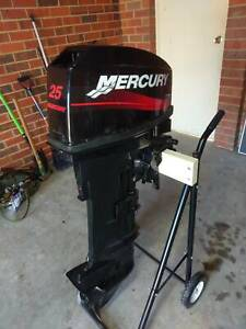 Mercury 25HP 2 Stroke Outboard | Boat Accessories & Parts
