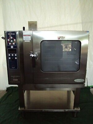 Alto Shaam 7.14 Gas Steamer Combitherm Combi Cooking Convection Oven